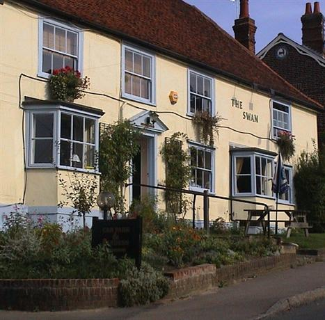 The Swan Inn Great Easton Great Dunmow