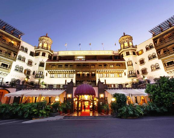Santa Catalina Hotel Отель Санта Каталина