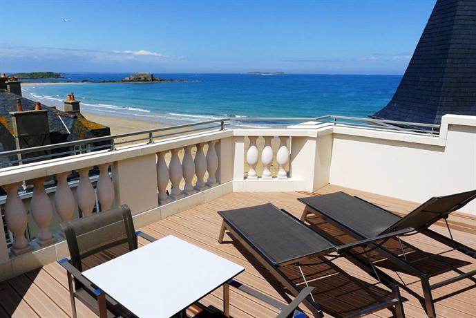 H tel le nouveau monde saint malo comparez les offres for Hotel saint malo jacuzzi chambre