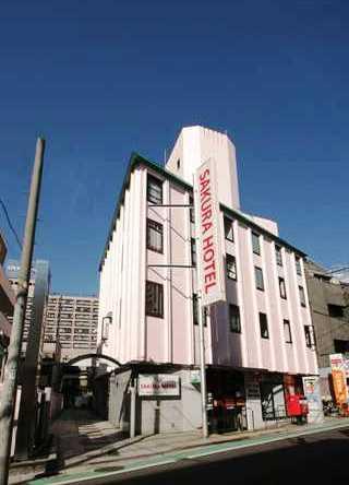 Sakura Hotel Hatagaya Tokyo