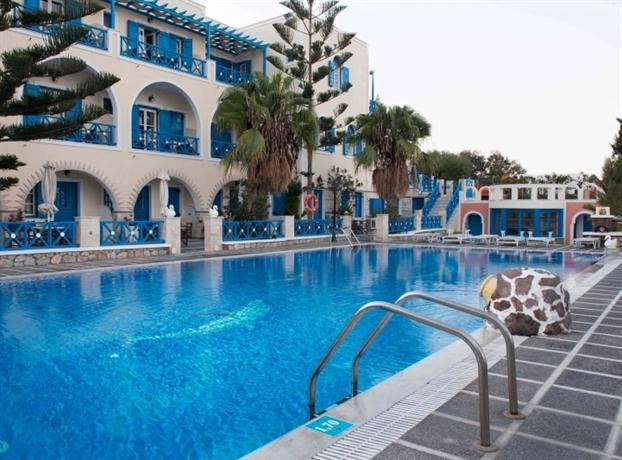 Hotel Golden Star Fira