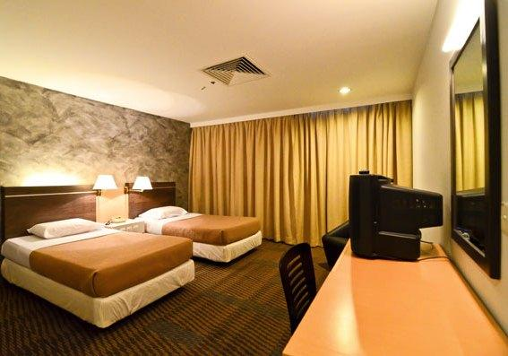 Panorama hotel taiping compare deals for Hotel panorama