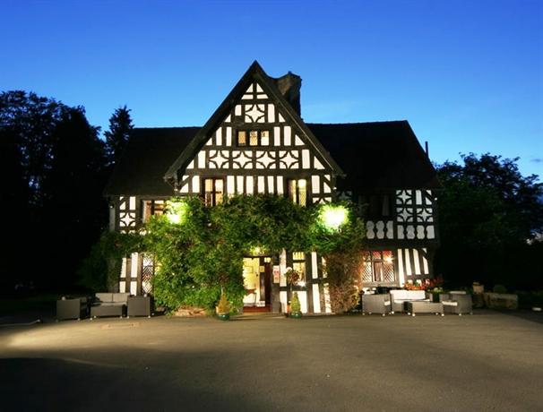 Maesmawr Hall Hotel