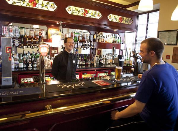 Queens Hotel Lerwick Restaurant