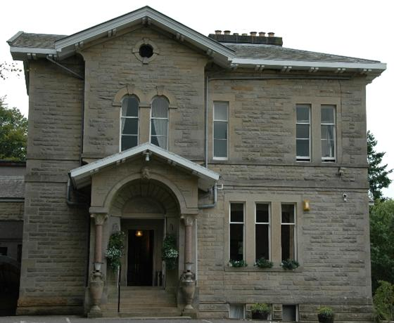 Mansfield House Hotel Hawick