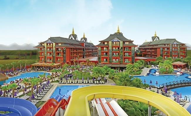 Siam Elegance Hotel Spa Belek