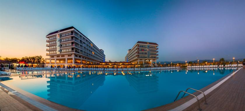 Eftalia Aqua Resort Alanya Compare Deals