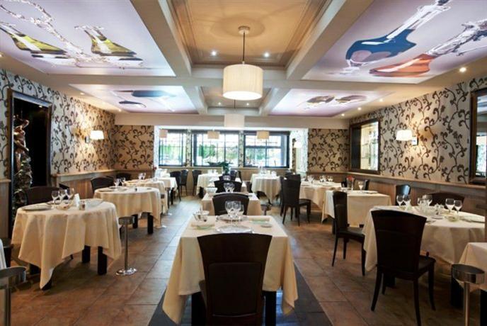 Maison Tirel Guerin Hotel Restaurant Etoile Michelin Spa