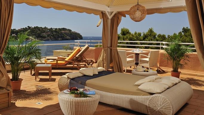 Iberostar suites hotel jardin del sol costa de la calma for Jardin de sol