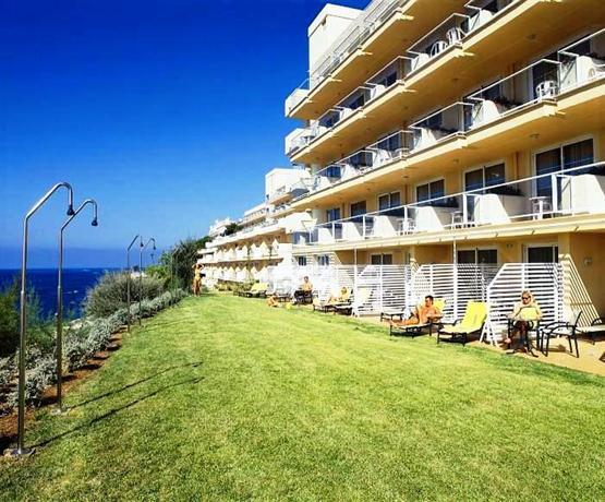 Iberostar suites hotel jardin del sol costa de la calma for Hotel jardin del sol mallorca