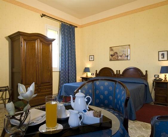 Hotel Villa Esperia Palermo