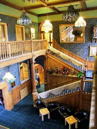Rushpool Hall Hotel Saltburn