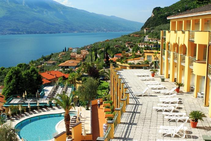 3-Sterne Hotel Cristina Limone sul Garda