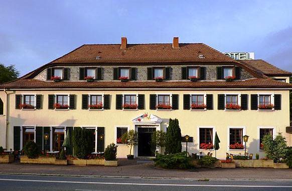 Rheinhotel Luxhof Hockenheim
