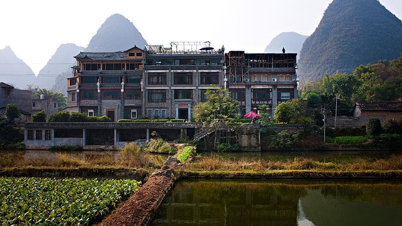 Yangshuo Hidden Dragon Villa