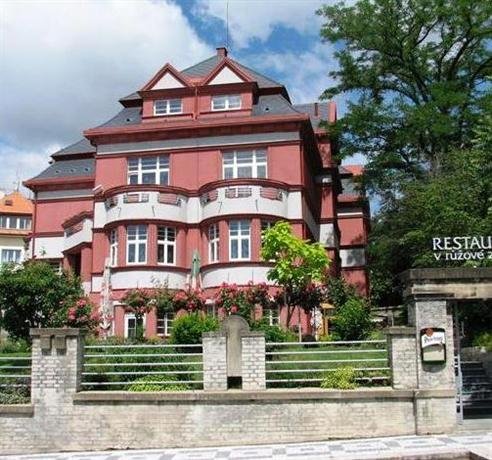 Villa Hotel Prague
