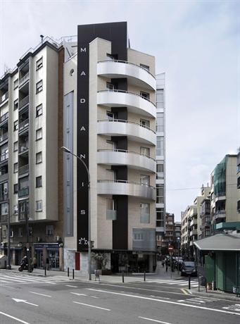 Apartamentos Madanis Barcelona