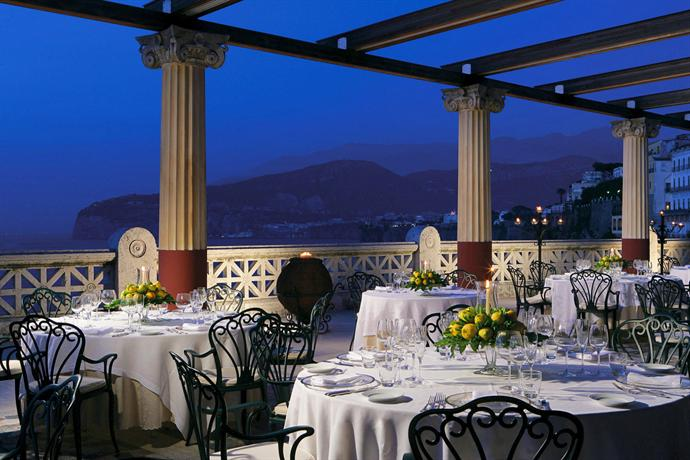 Grand Hotel Vesuvio Napoli Matrimonio