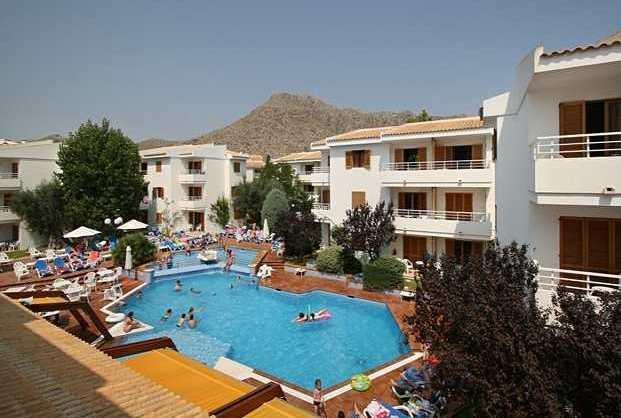 Apartamentos massol buscador de hoteles pollensa espa a - Hoteles modernos espana ...