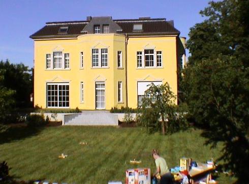 Hotel Pension Villa Wittstock In Burg Deutschland
