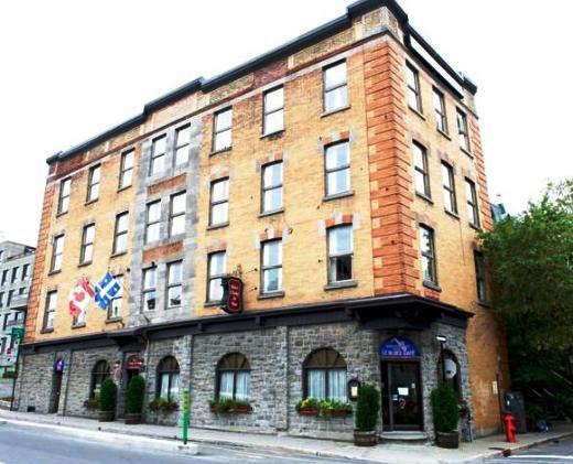 Hotel Champ-De-Mars Montreal