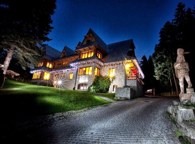 Hotel i Restauracja Karolówka w Zakopanem