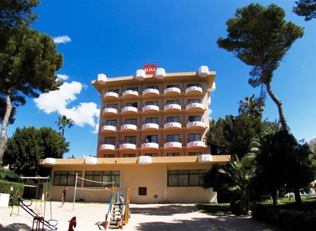 Hotel Riu Bravo Palma De Mallorca Booking