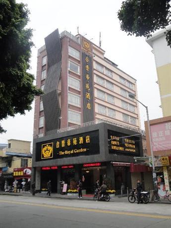 Guangzhou Royal Garden Hotel