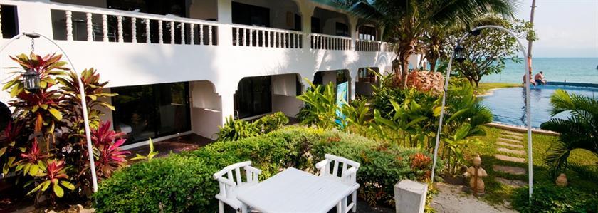 Hacienda Beach Resort Phangan
