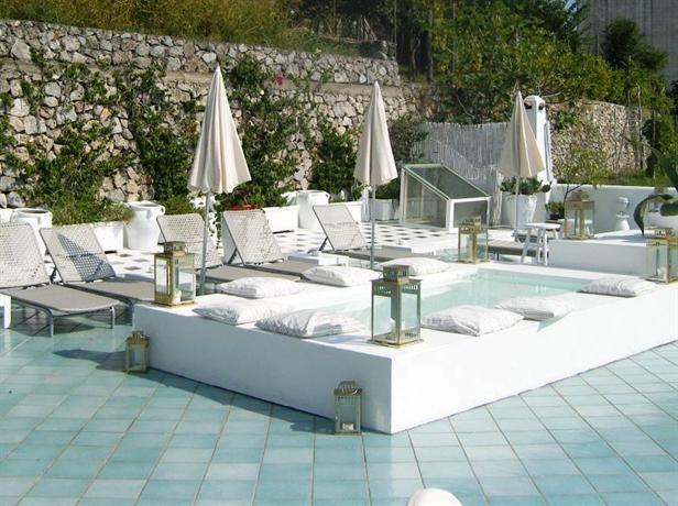 Hotel Le Fioriere Praiano