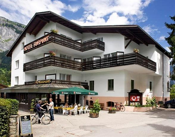 Hotel Surpunt Flims