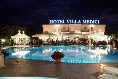 Hotel Villa Medici Rocca San Giovanni