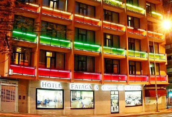 Hotel Fataga Отель Фатага