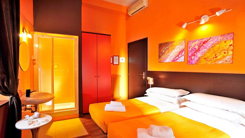 Colors Hotel Rome