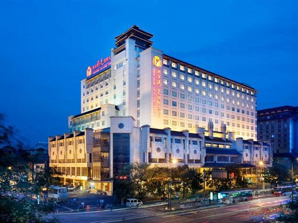 Grand Soluxe International Hotel Xi An