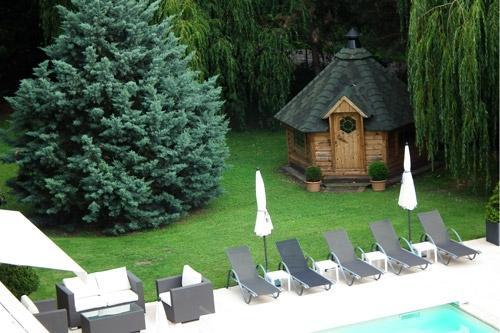 les jardins d 39 adalric hotel obernai die g nstigsten angebote. Black Bedroom Furniture Sets. Home Design Ideas
