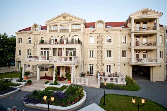 Hotel Aurum Hajduszoboszlo