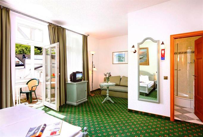 Hotel Villa Neander Binz