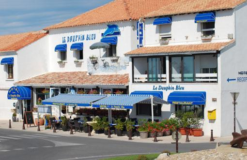 hotel le dauphin bleu saintes maries de la mer die g nstigsten angebote. Black Bedroom Furniture Sets. Home Design Ideas