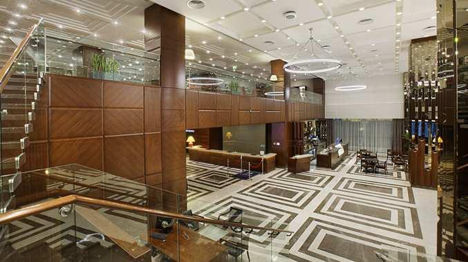 Doubletree by hilton istanbul avcilar buscador de - Hoteles turquia estambul ...