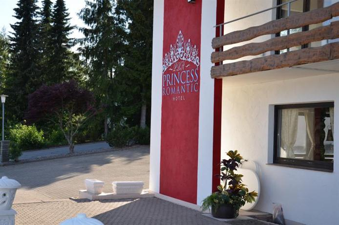 Hochenschwand Germany  City new picture : Princess Romantic Hotel, Hochenschwand Compare Deals