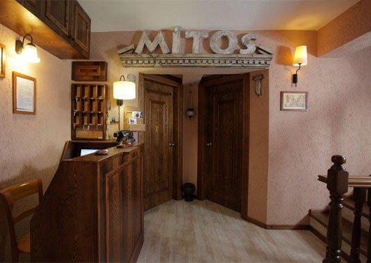 Mitos Is Private Rooms