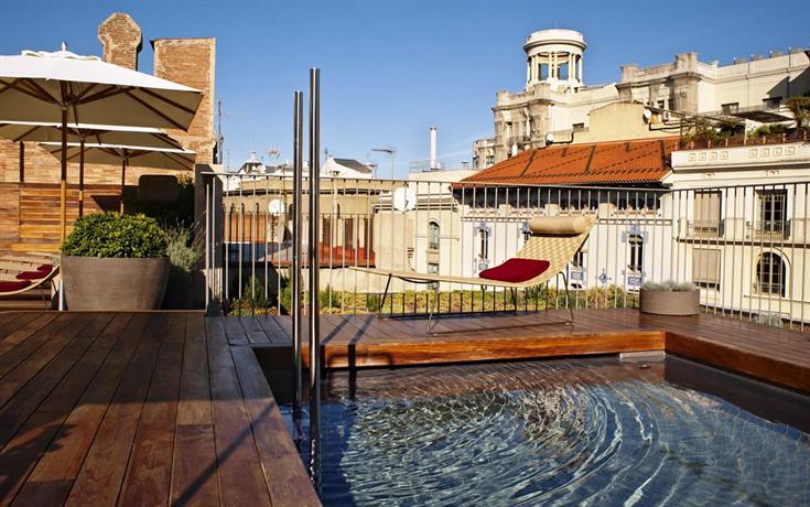 Mercer hotel barcelona barcellona offerte in corso for Offerte hotel barcellona