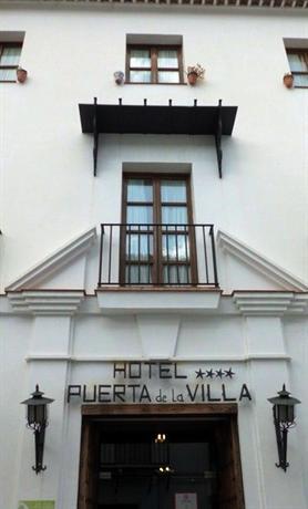 Hotel puerta de la villa grazalema compare deals - Hotel puerta de la villa ...