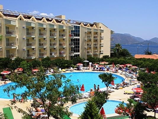 Caprice Beach Hotel Marmaris  Star