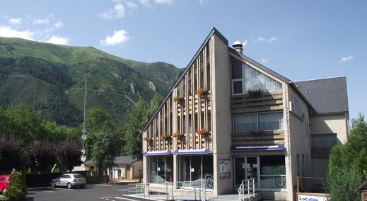 Hotel Neste De Jade Saint-Lary-Soulan