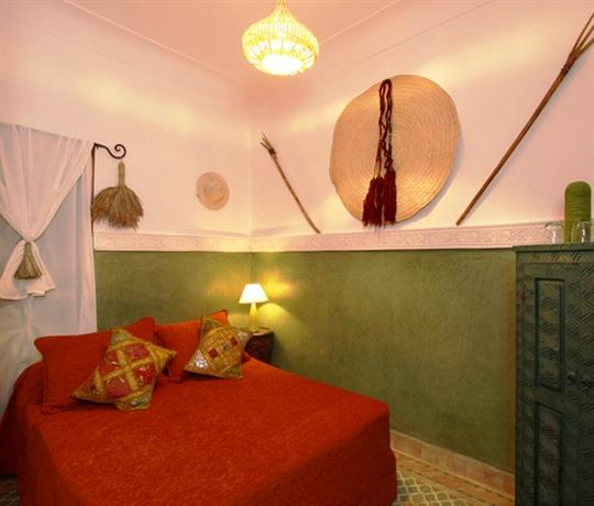 Riad Andalla Guesthouse Marrakech