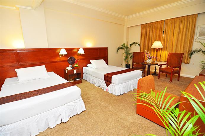 Grand Menseng Hotel Rooms