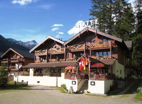 Hotel Alpenhof Oberwald