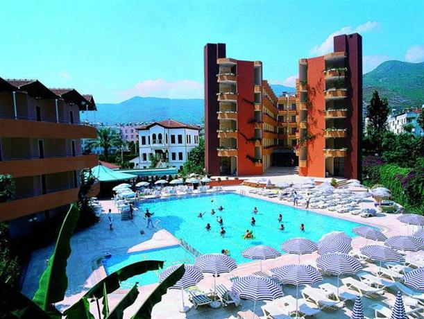 Panorama hotel all inclusive alanya compare deals for Hotel panorama
